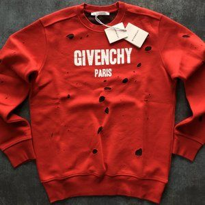 Givenchy mens sweat new paris casual